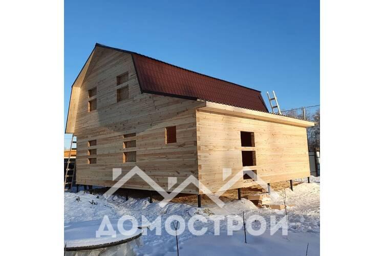 Дом под ключ Домострой72