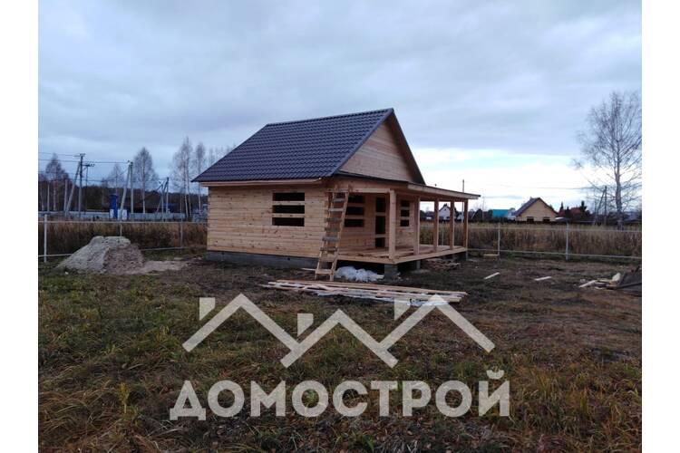 Дом 7х10 в Успенке