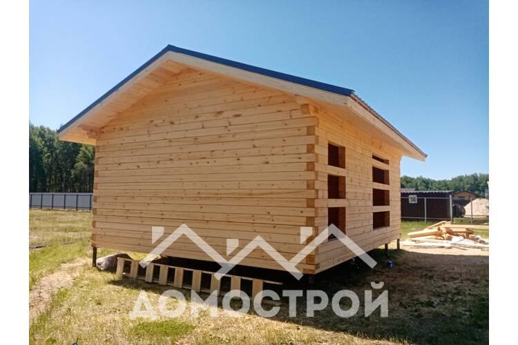 строительство бань в Тюменском районе.