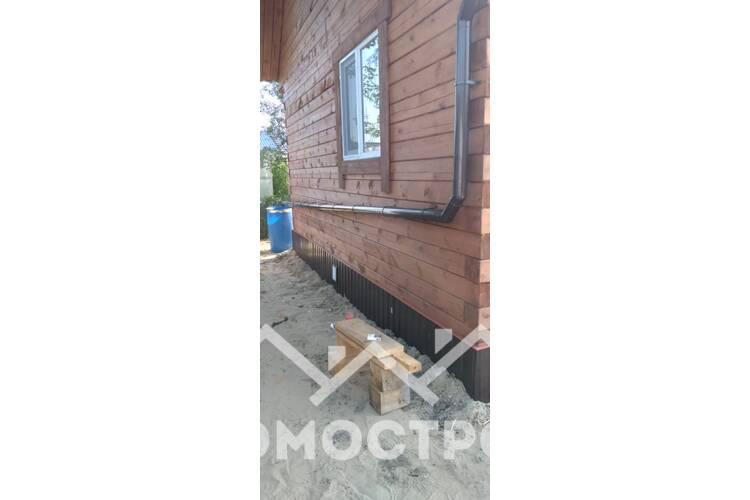 Дом-Баня под ключ