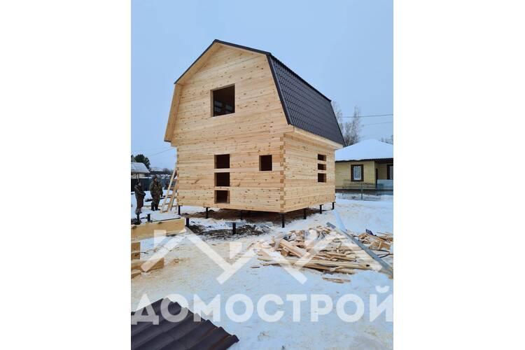 Строительство дома Тюмень|Домострой 72