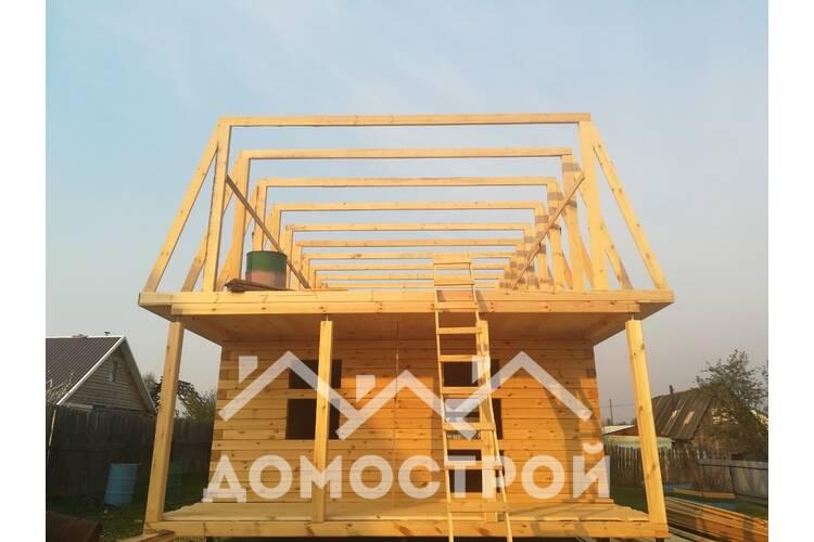Строительство дома под ключ в Тюмени