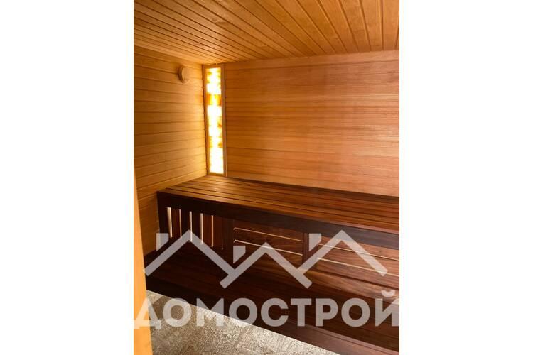 Баня под ключ с внутренней отделкой