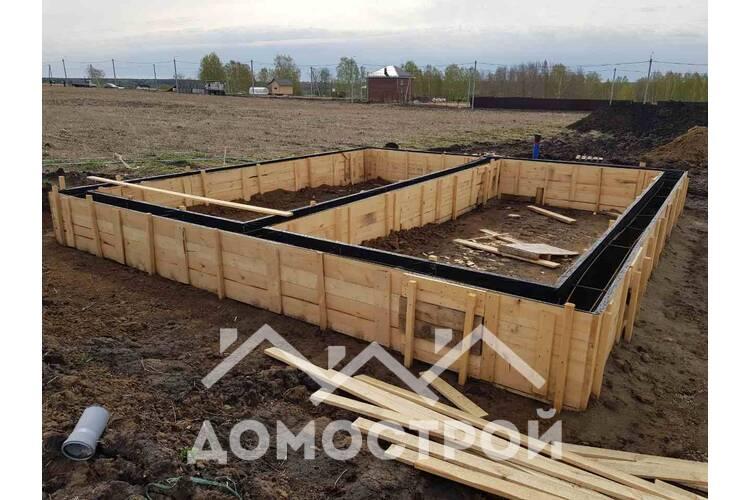 Баня 6х4 с террасой, строганная с 2-х сторон построена!