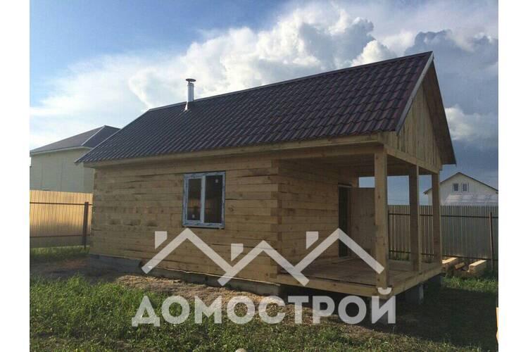 Закончили строительство бани под ключ в Яркова| Домострой72