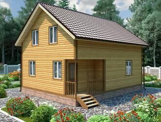 Строительство домов в тюмени под ключ Домострой72