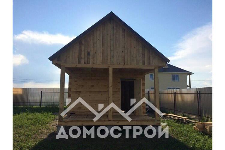 Закончили строительство бани под ключ в Яркова