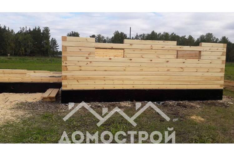 Строим баню с беседкой по Московскому тракту