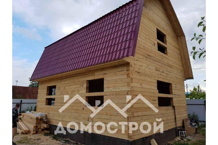 Построили дом в Казарово| Домострой72