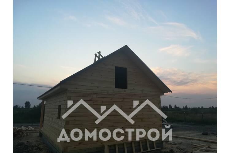 Дом из бруса Тюмень|Домострой72