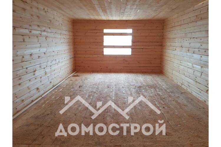 Красивый!Большой! Уютный дом построили за 10 дней!