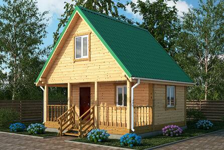 Дом под ключ Тюмень: цены и характеристики!