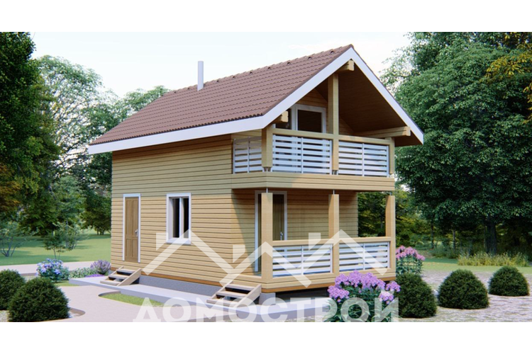 Дом-Баня Н-3