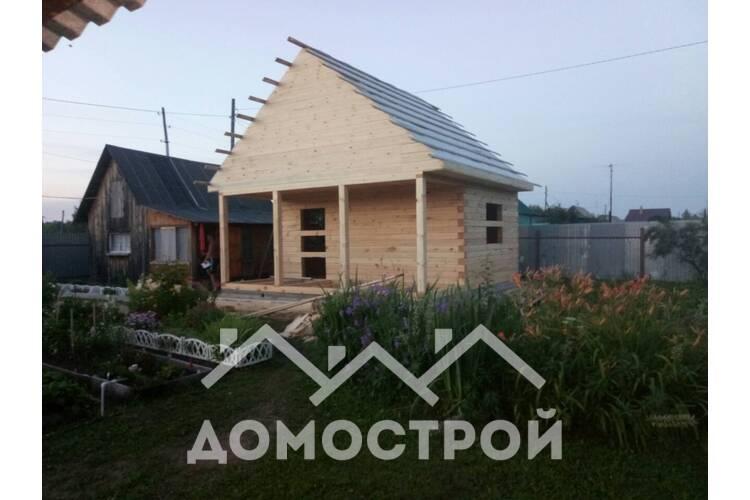 Строим дом на Московском тракте на ленточном фундаменте!