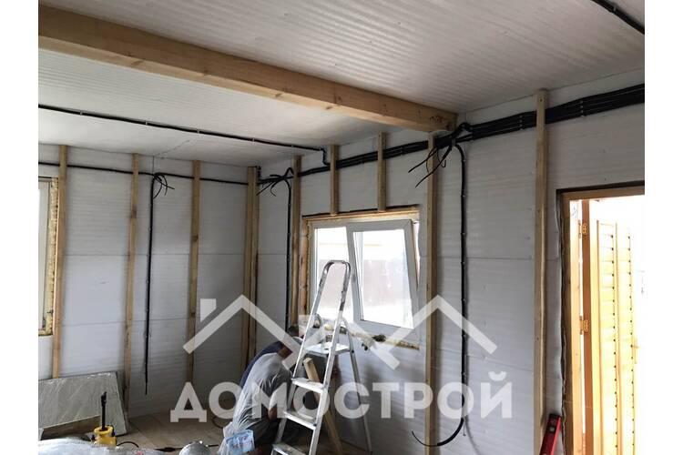 Компания Домострой72 долгие годы строит дома и бани из бруса в Тюмени и Тюменской области.