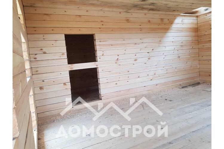 Строим баню 6х6! | Домострой72