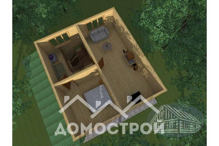 Дом-Баня Н-1
