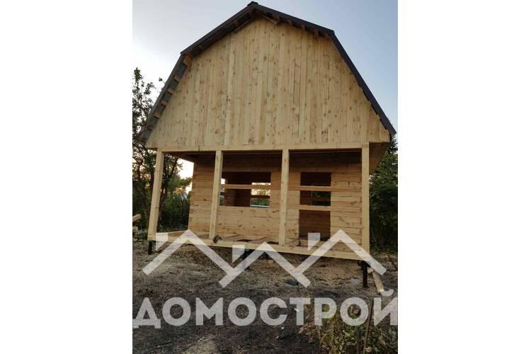 Построен дом в п. Боровом!