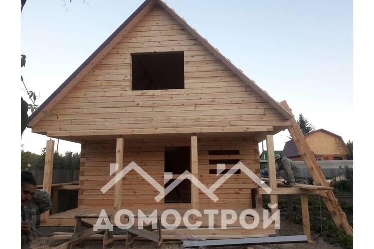 11.Закончен очередной красивый дом!