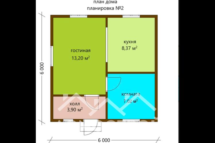 Каркасные дома в Тюмени|Домострой 72