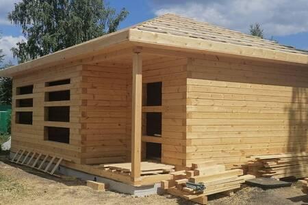 Строительство домов в Тюмени под ключ>