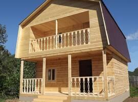 Строительство дома в Тюмени под ключ: цены и особенности услуги!