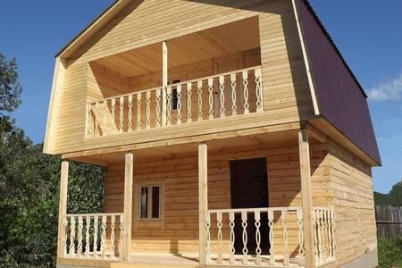 Строительство дома в Тюмени под ключ: цены и особенности услуги!>